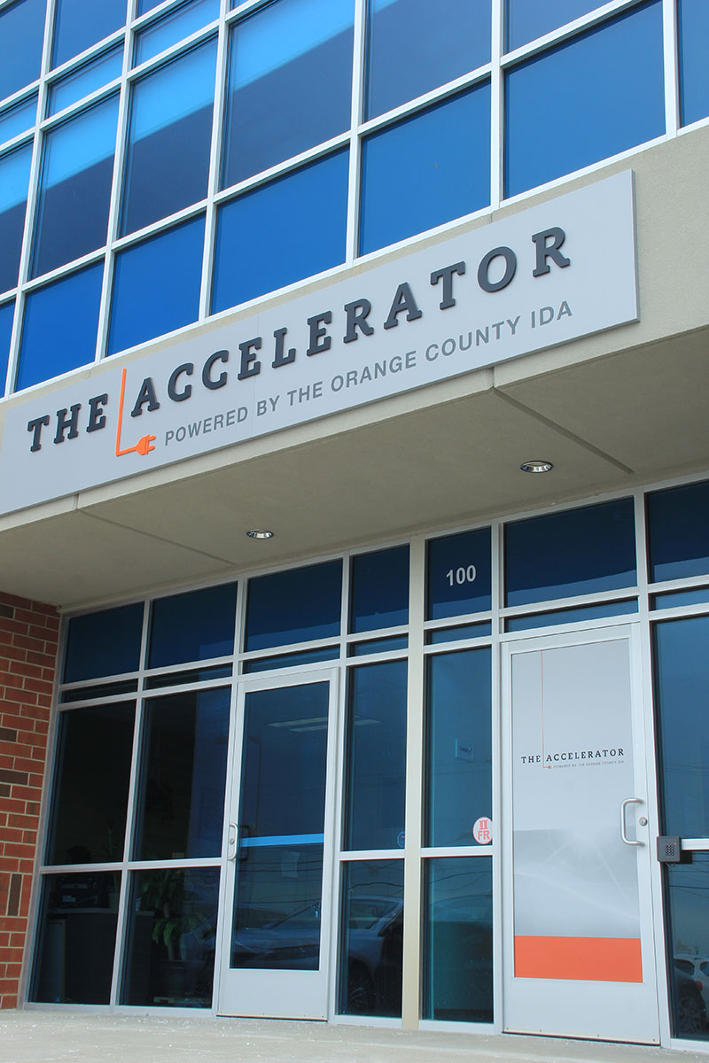 Contact the Accelerator