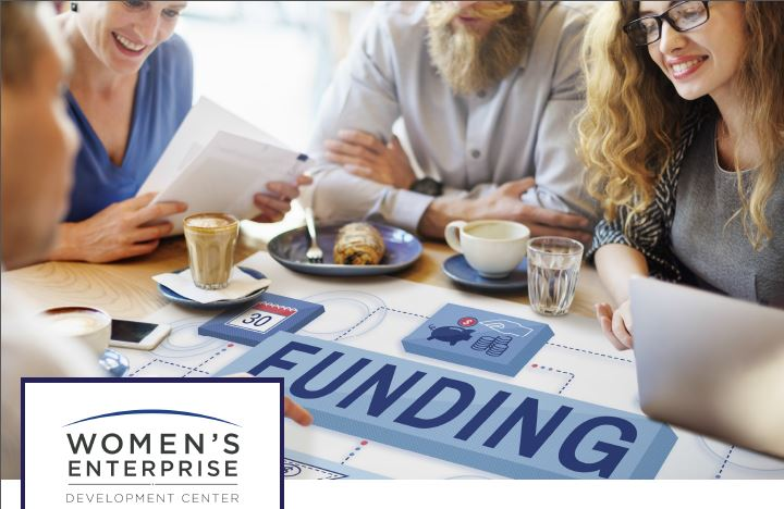 Women's Enterprise Development Center - Funding Seminar